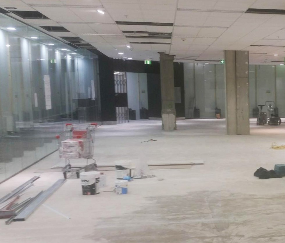Industrial Flooring Brisbane: Find Out About C&S Floor Prep's Commercial Floor